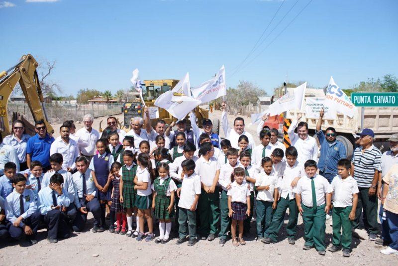 Programa de Conservación y Rehabilitación de Caminos